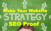 Fundamental Strategies to Make Your Website SEO Proof